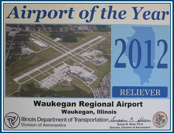 2012 Airport of the Year